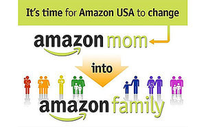 Should 'Amazon Mom' Become 'Amazon Family'?
