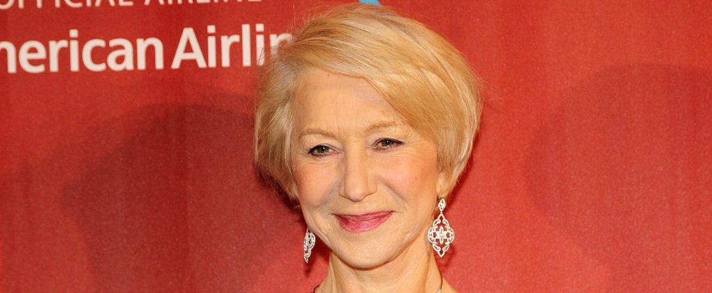 Helen Mirren Praises American Theater Actors