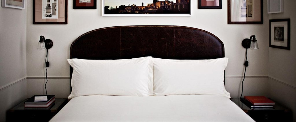 How You Can Sleep on Crisp, White Hotel Sheets Every Night