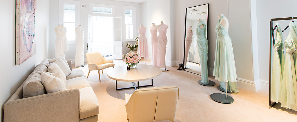 Australian Label Camilla and Marc Launch Beautiful Bridesmaid Suite