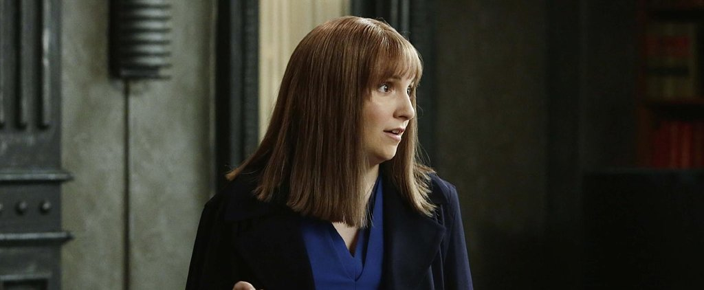 Here's Lena Dunham Guest Starring on Scandal!