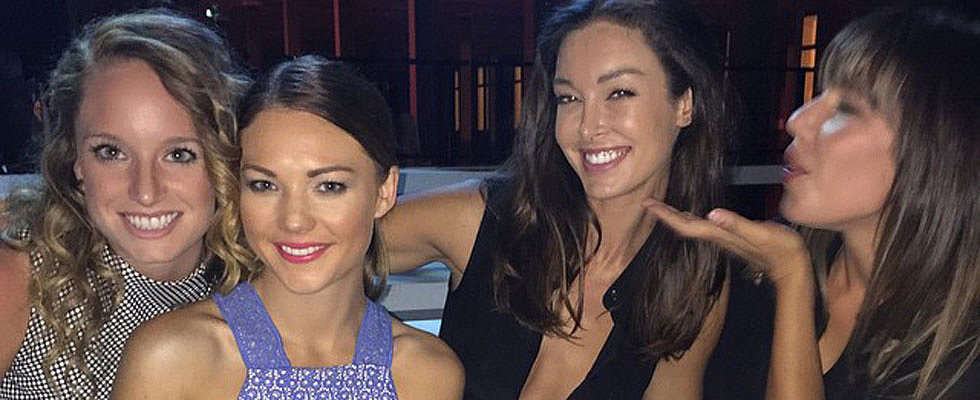Sam and Her Bachelor Besties Rendezvous in Melbourne