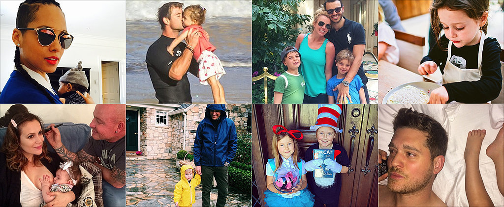 Elsa, Britney, Alicia, and More Shared the Sweetest Snaps of Their Kids This Week
