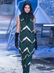 BFF's Kendall Jenner and Gigi Hadid Walk in H&M Studio Show