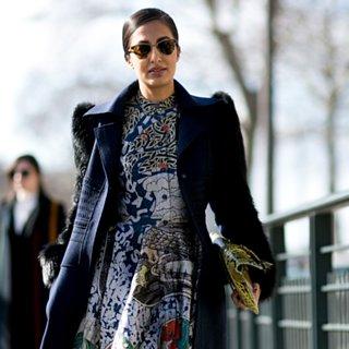 Paris Fashion Week Str