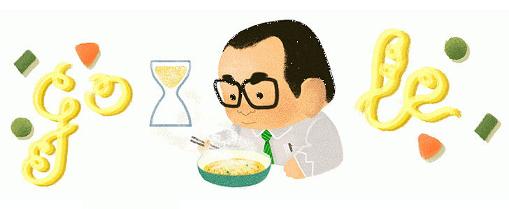 Happy Birthday to Momofuku Ando, the Man Who Invented Instant Ramen