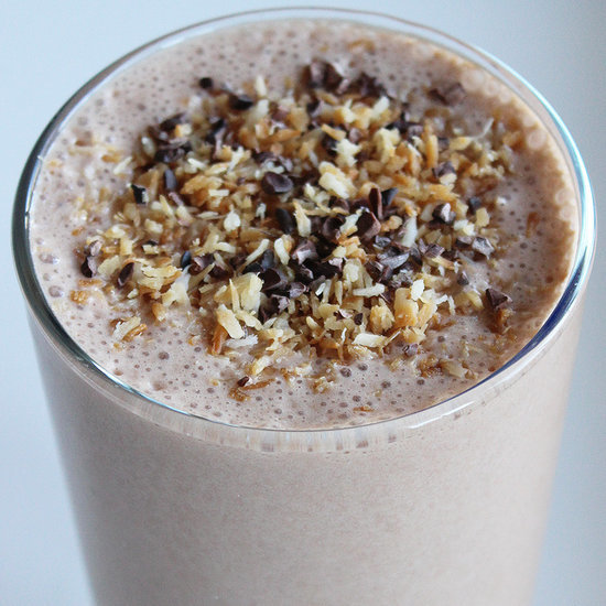 Skip the Box of Cookies and Blend Up This Girl Scout Samoa Smoothie
