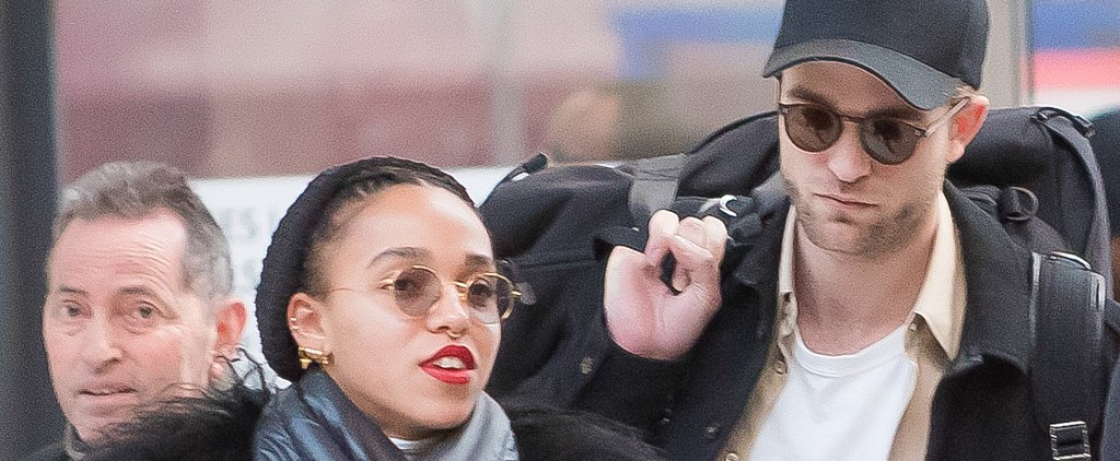 Did Robert Pattinson and FKA Twigs Exchange Promise Rings?