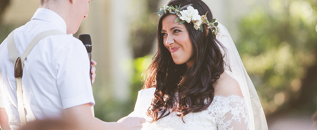 A Simple Guide to Writing Your Own Wedding Vows