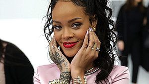 Rihanna Teases Another New Song on Instagram -- But Where are the Bangerz?