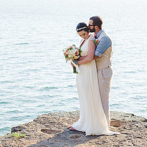 Elegant Lake Wedding