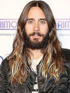 In Other News, Jared Leto is Also Now Platinum Blonde