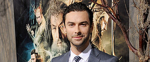Yes, Aidan Turner Really Is That Good-Looking