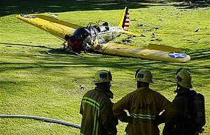 Harrison Ford's Skills in Crash 'Saved Lives'