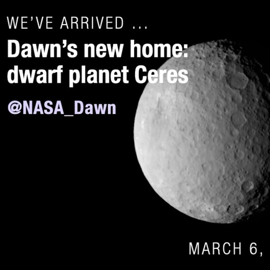 Pictures of Ceres Planet