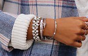 5 Ways To Layer Your Bracelets: Stack 'Em, Mix Metals, More