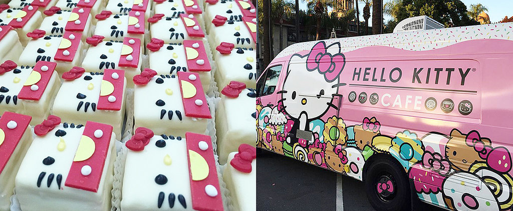 If You Love Hello Kitty, This Food Truck Will Rock Your World