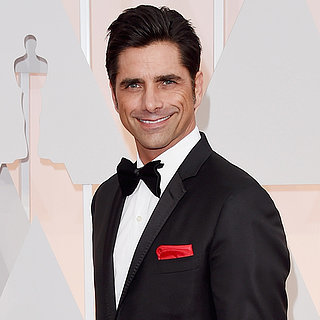 John Stamos Visits the Full House Home 2015 | Picture