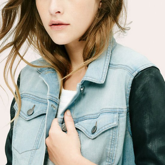 Denim Jackets Shopping Guide Spring 2015