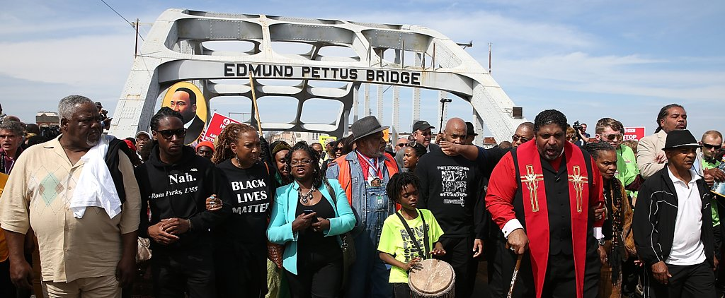 "Thousands March in Selma For the 50th Anniversary of ""Bloody Sunday"""