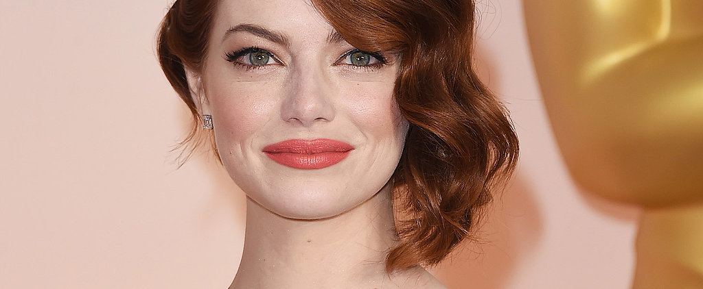 Let This Emma Stone Makeup Tutorial Take You Into Next Season
