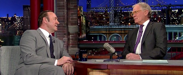 Kevin Spacey Once Again Dominates Celebrity Impressions