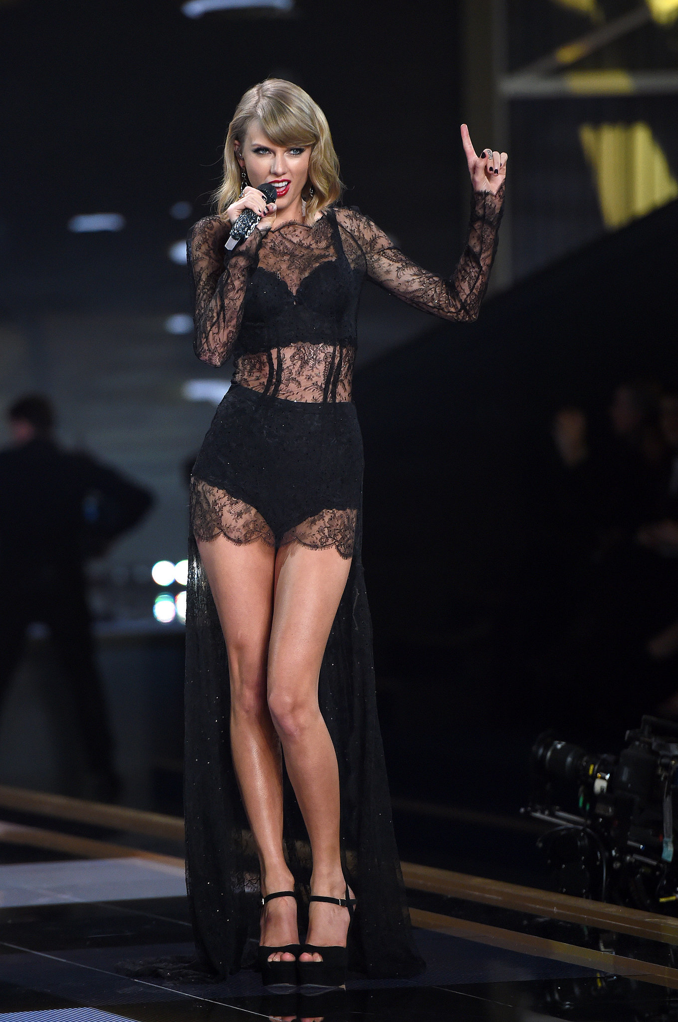 Victoria Fashion Show 2015 Taylor Swift Taylor Swift at the