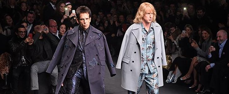 Zoolander Takes Over the Valentino Runway