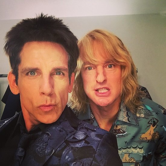 Zoolander and Hansel Walked at Fashion Week to Announce the Zoolander 2 Release Date