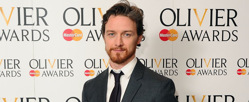 James McAvoy Announces the Olivier Awards Nominations