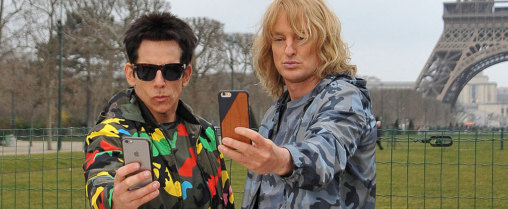 The Zoolander Antics Didn't Stop For Ben Stiller and Owen Wilson
