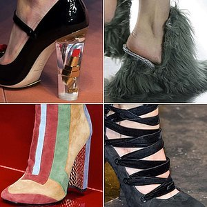 Fall Shoe Trends 2015 | Runway