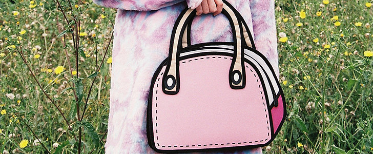 Prepare to Trip Out Over These Purses That Look Like Cartoons