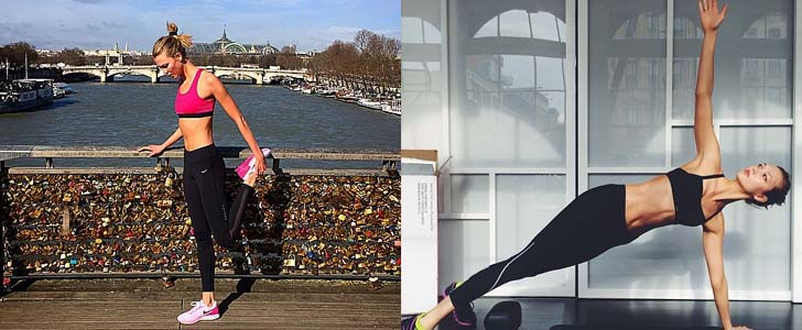 23 Times Karlie Kloss Showed Us She Does More Than Just Walk the Runway