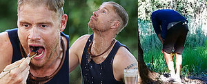 Freddie Eats a Rat's Tail, Dr. Chris Brown Vomits and Julie Goodwin Leaves