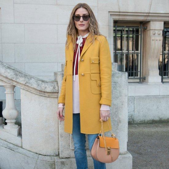 Olivia Palermo's Style at Fashion Week Fall 2015