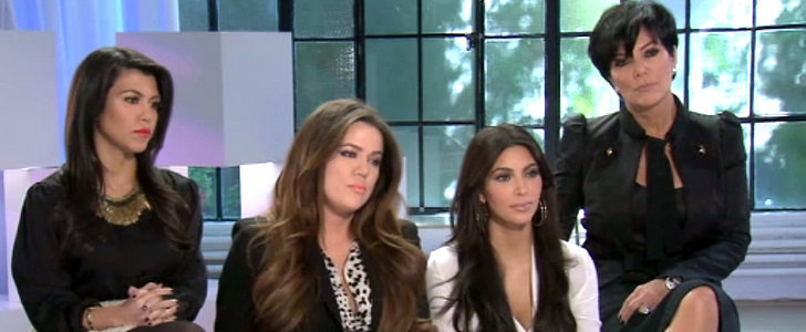 "That Time Barbara Walters Told the Kardashians They ""Don't Have Any Talent"""