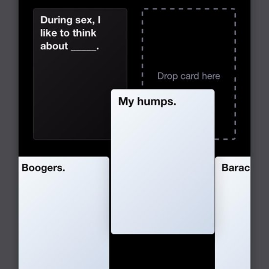 How to Play Cards Against Humanity Online or on Your Phone