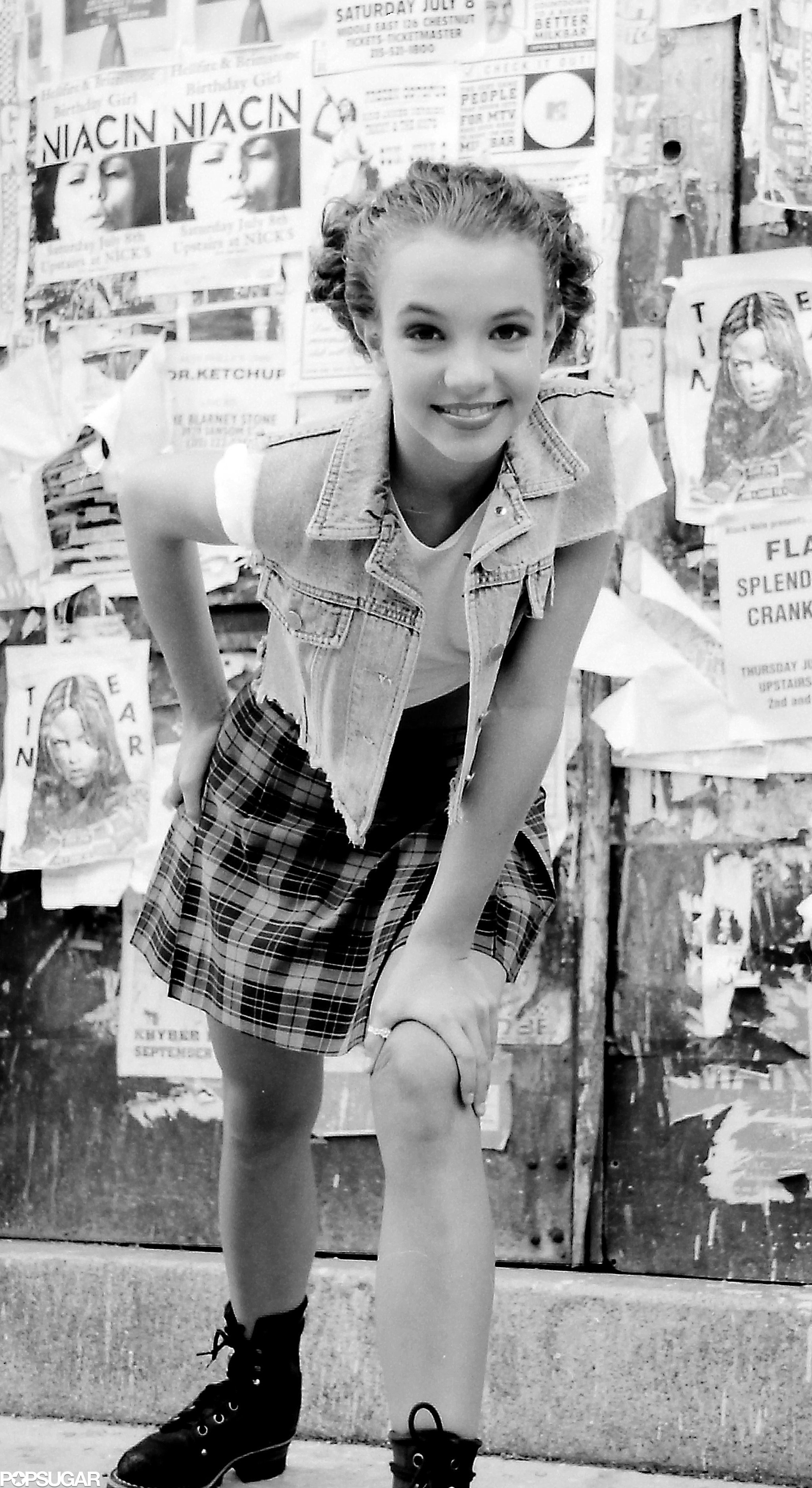 Britney Spears 1995