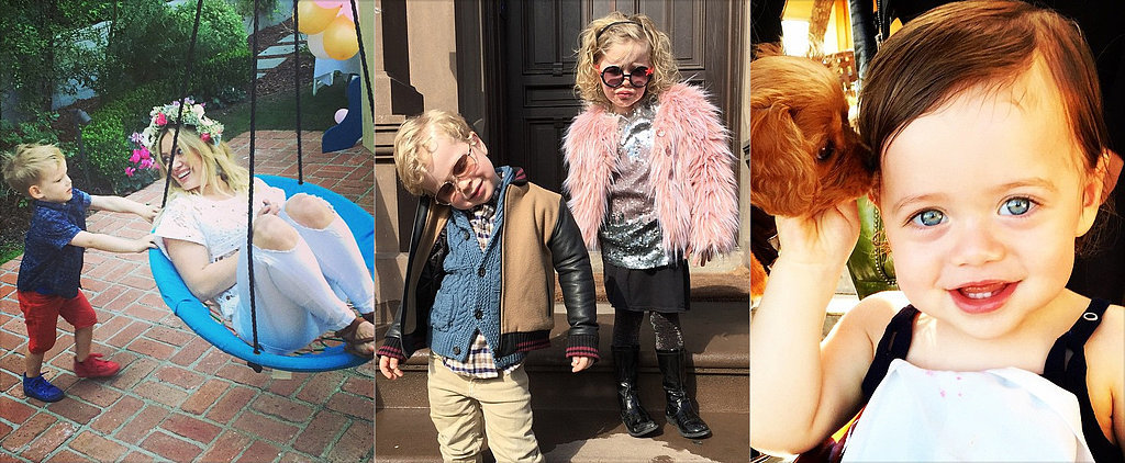 Busy, Neil, Tori, and More Shared the Sweetest Snaps of Their Kids This Week