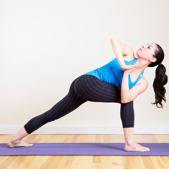 Yoga For Muffin Top