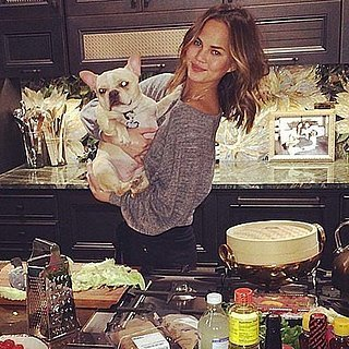 Chrissy Teigen Recipe Photos