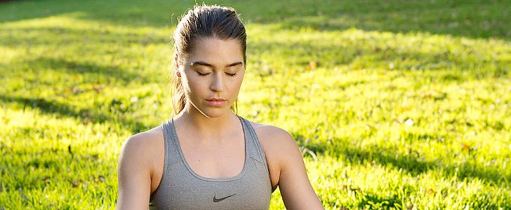POPSUGAR Shout Out: The Benefits of 5-Minute Meditation