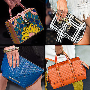 Best Runway Bags at Fashion Week Fall 2015