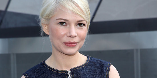 Michelle Williams Proves That Denim Definitely Has A Place On The Best-Dressed List