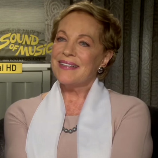 Julie Andrews Talking About Lady Gaga's Oscars Performance