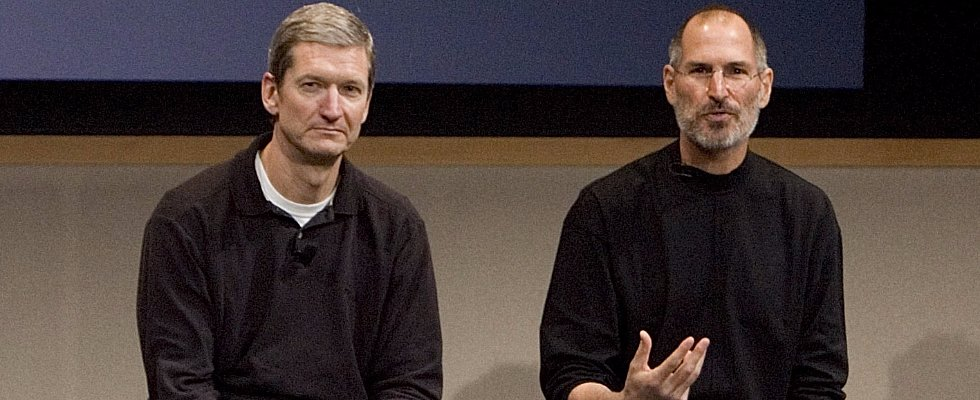 How Tim Cook Offered to Save Steve Jobs's Life