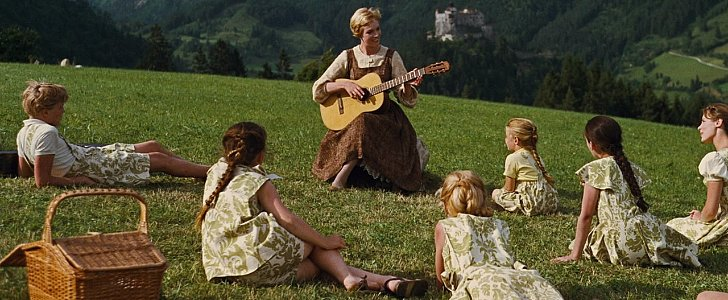 Celebrate The Sound of Music's 50th With These Unexpected Covers