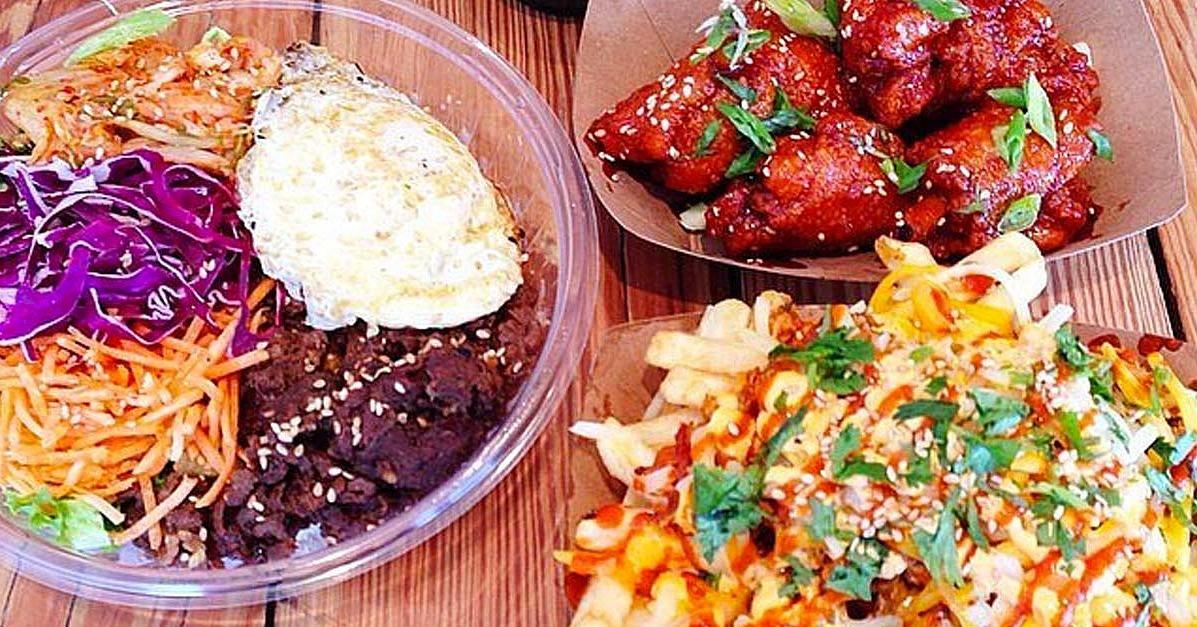 Food at sxsw popsugar food for Gazelle cuisine n 13