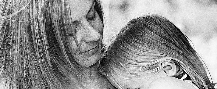 POPSUGAR Shout Out: A Mom's Powerful Letter to Her Daughter About Divorce